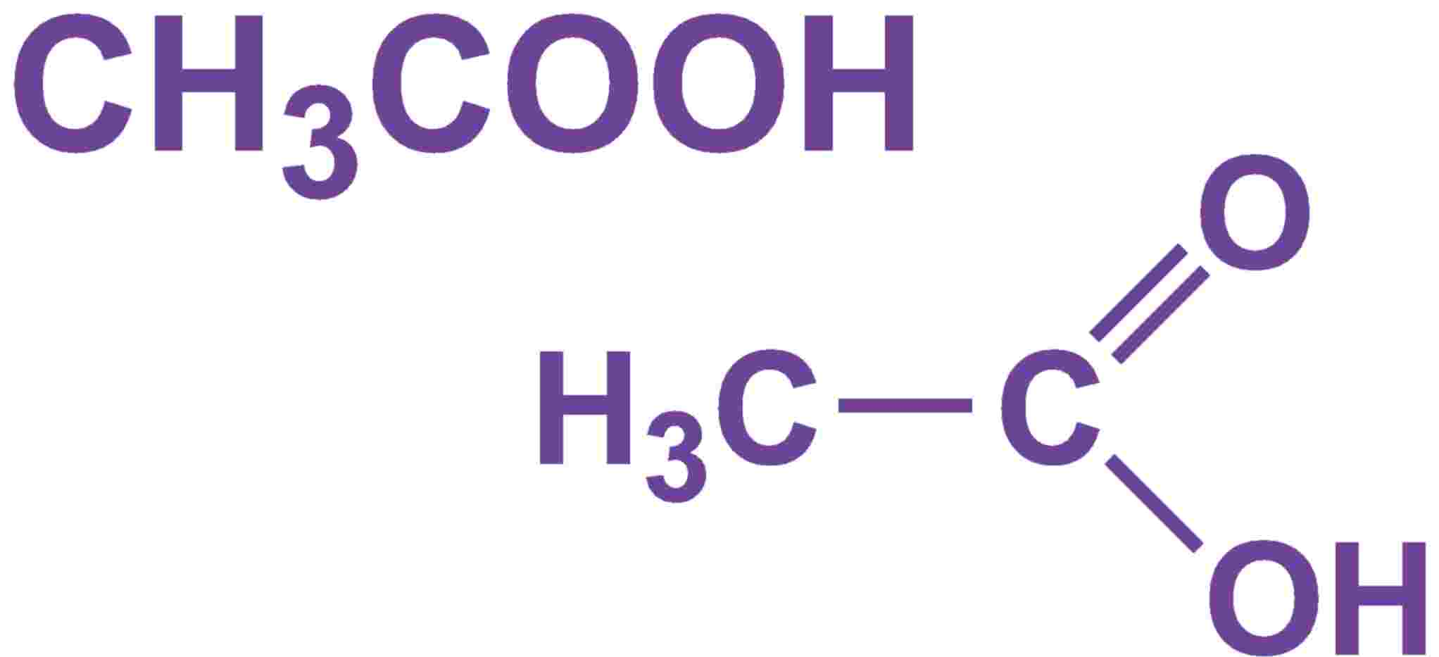 ethanoic acid structure wwwimgkidcom the image kid